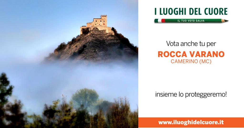 Per la raccolta voti: https://www.fondoambiente.it/luoghi/rocca-varano?ldc